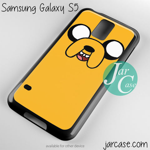 jakes adventure time Phone case for samsung galaxy S3/S4/S5