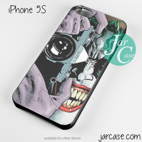 jokers camera Phone case for iPhone 4/4s/5/5c/5s/6/6 plus