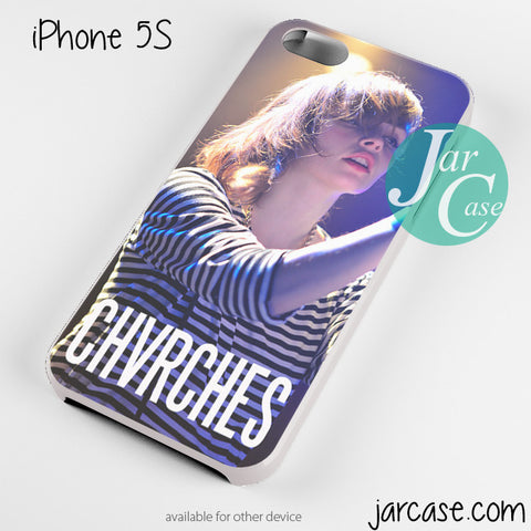 lauren mayberry Phone case for iPhone 4/4s/5/5c/5s/6/6 plus