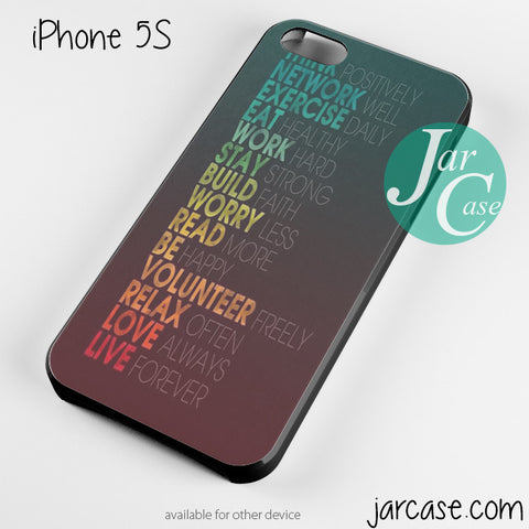 motivational quotes Phone case for iPhone 4/4s/5/5c/5s/6/6 plus