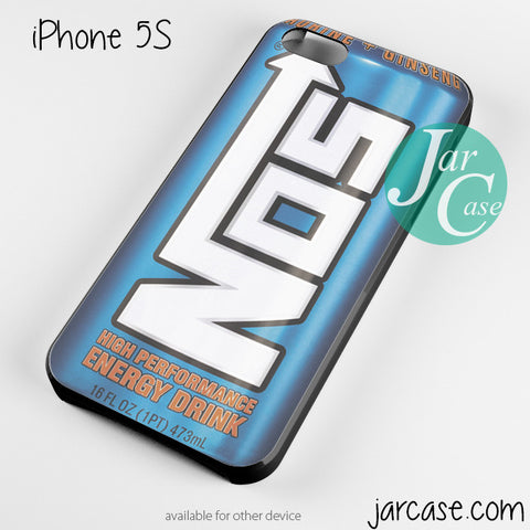 nos energy drink case for iPhone 4/4s/5/5c/5s/6/6 plus