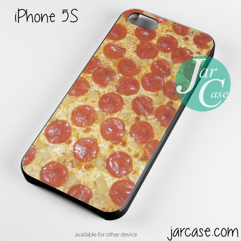 pepperoni pizza Phone case for iPhone 4/4s/5/5c/5s/6/6 plus