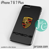 porsche Phone case for iPhone 7 and 7 Plus