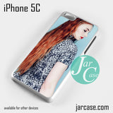sophie turner 6 - iPhone 5C - iPhone Case - JARCASE