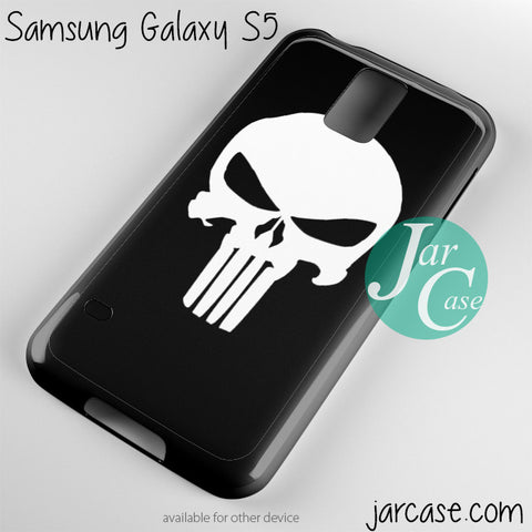the punisher Phone case for samsung galaxy S3/S4/S5