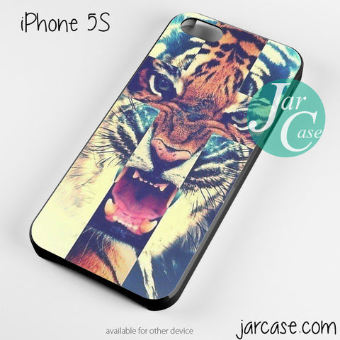 tiger hipster Phone case for iPhone 4/4s/5/5c/5s/6/6 plus