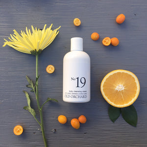 No.19 Body Cleansing Cream