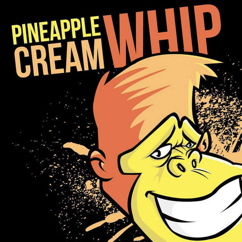 Crush Vape Pineapple Cream Whip