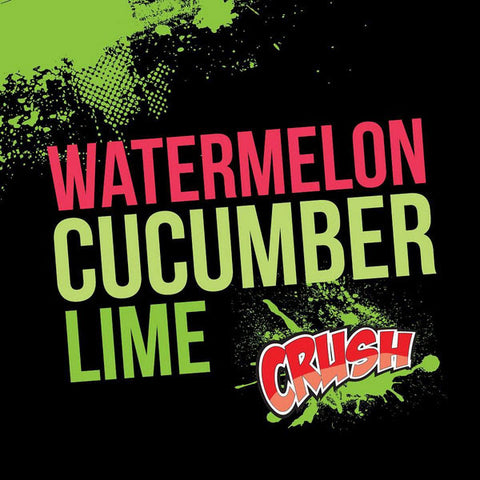 Crush Vape Watermelon Cucumber Lime