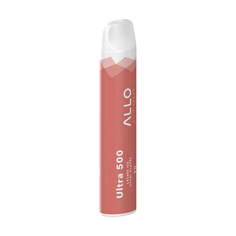 ALLO Ultra 500 2ml Disposable - Lychee Ice
