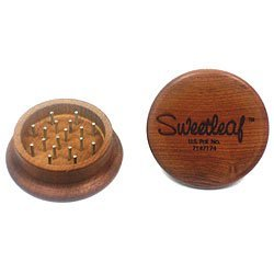 Wood Party Grinder (2 Piece)