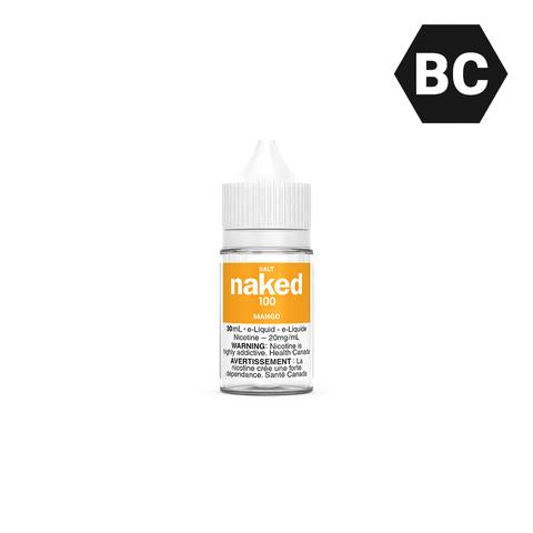 Naked100 Salt - Mango