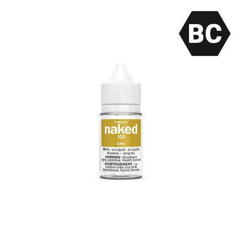 Naked100 Tobacco - Euro