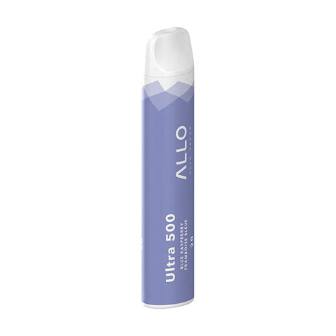 ALLO Ultra 500 2ml Disposable - Blue Raspberry