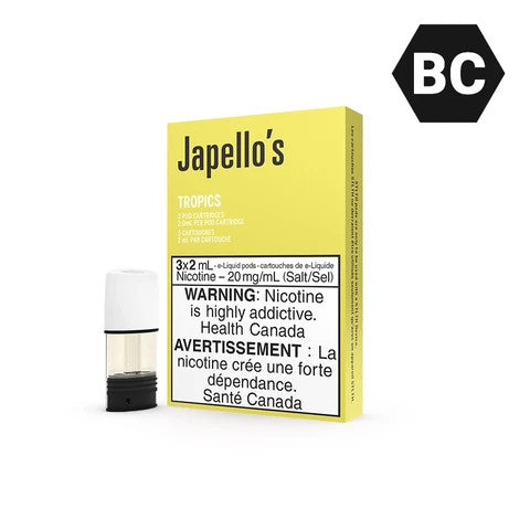 STLTH Pod 2ml - Japello's Tropics