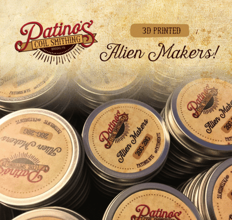 Patino's Coil Smithing Alien Coil Makers
