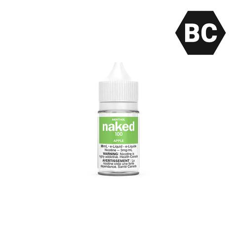 Naked100 Menthol - Apple