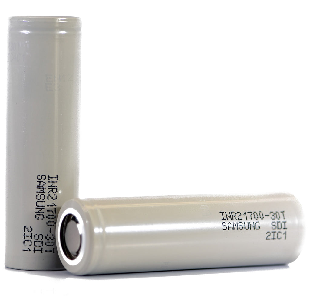 Samsung 30T 21700 Battery (3000mAh/35A)