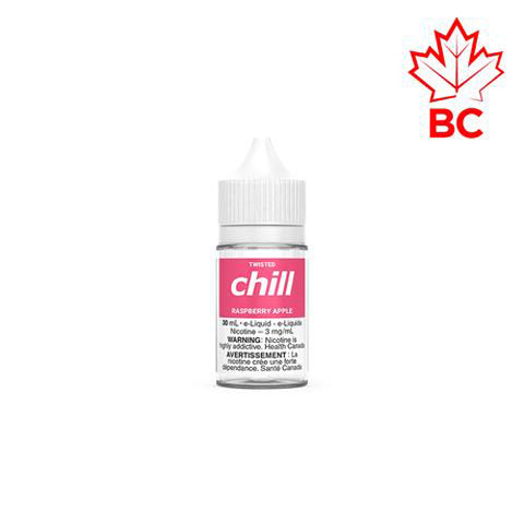 Chill Twisted - Raspberry Apple