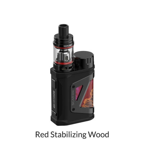 SCAR-Mini with TFV9 Starter Kit