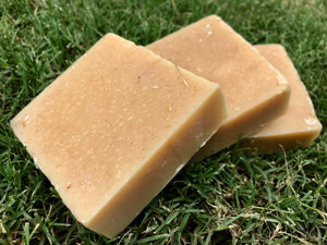 Simply Oatmeal Soap