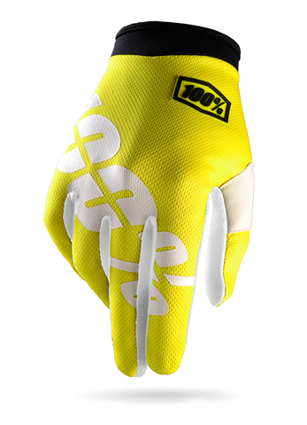 100% itrack Kids Gloves