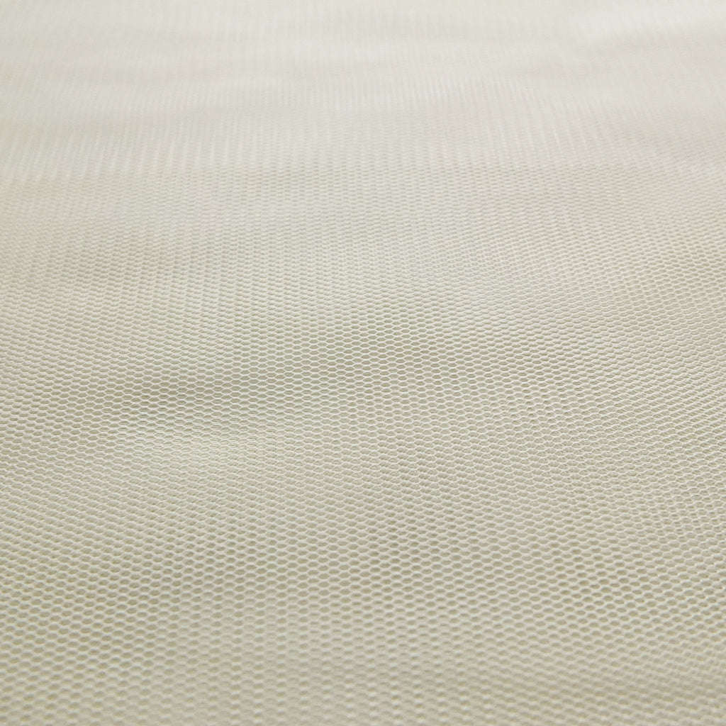 Soft Tulle Fabric 150cm Wide - Buttermilk Cream