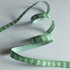 2 metres of Cactus Ribbon - Green or White