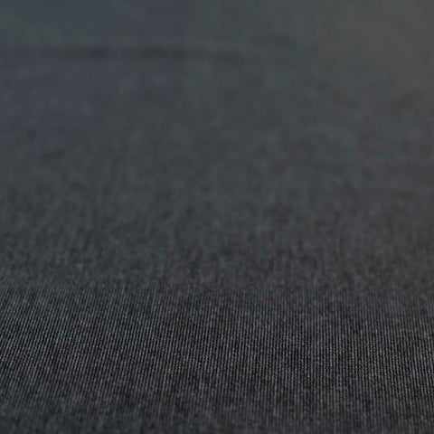 Ponti Roma Jersey Fabric - Dark Grey