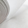 Heavy weight fusible iron on interfacing - White