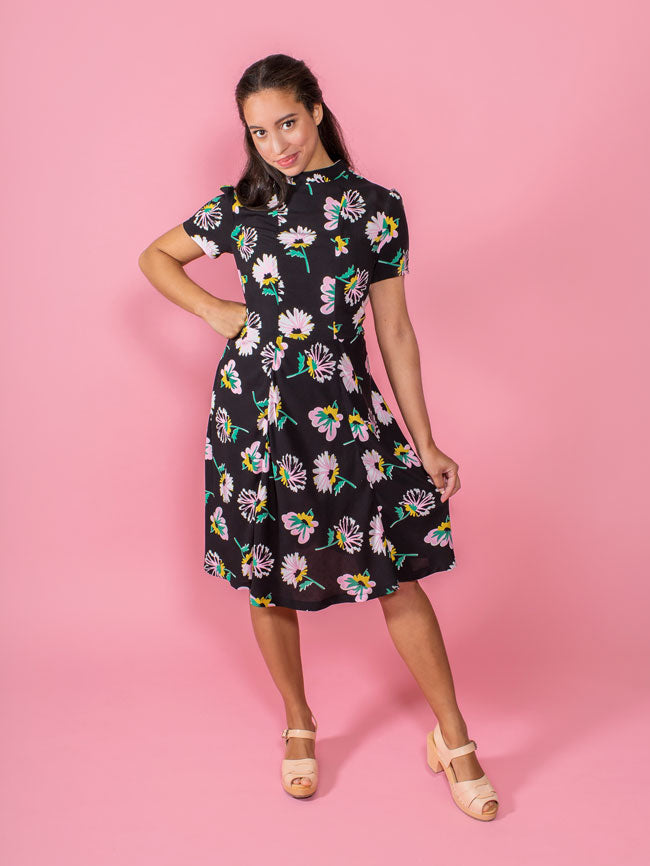 Tilly & The Buttons Martha Dress Paper Pattern 1011