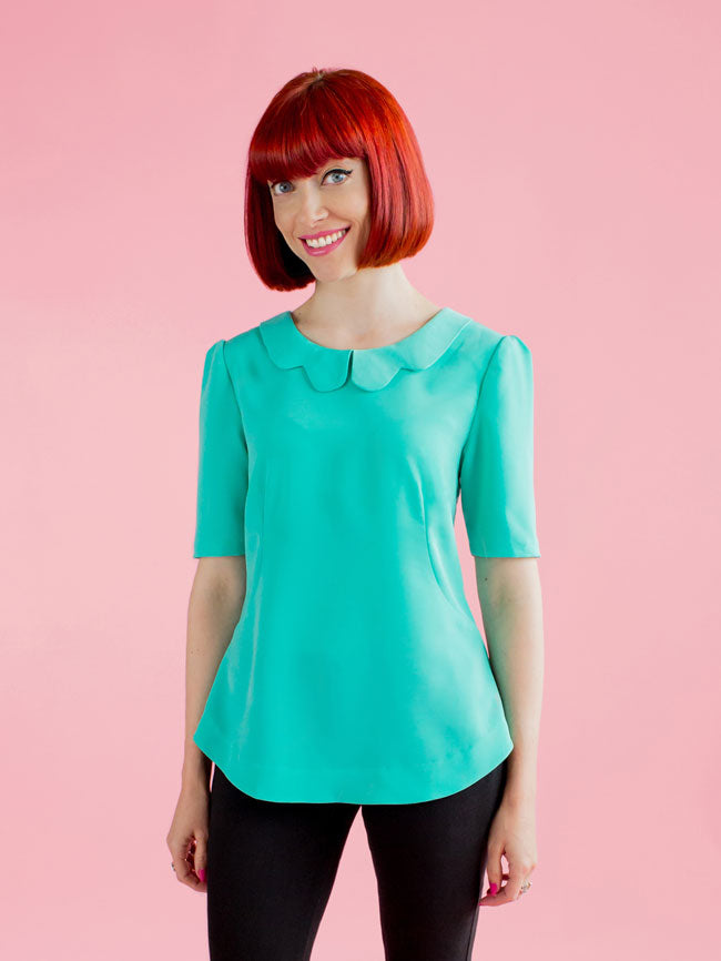 Tilly & The Buttons Orla Top Paper Pattern 1009