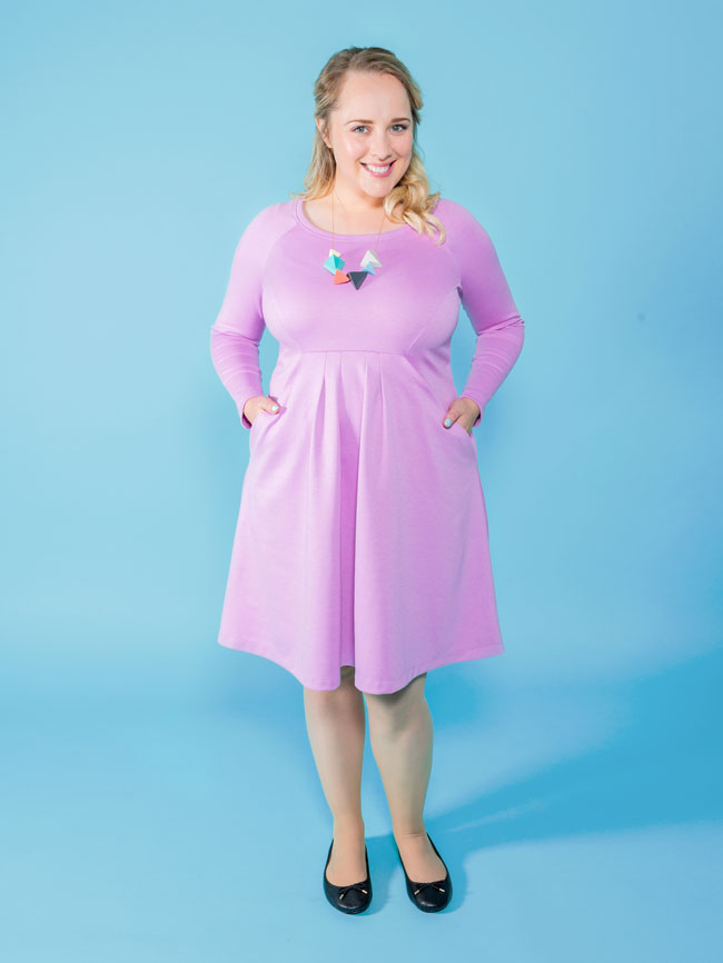 Tilly & The Buttons Zadie Dress Paper Pattern 1015