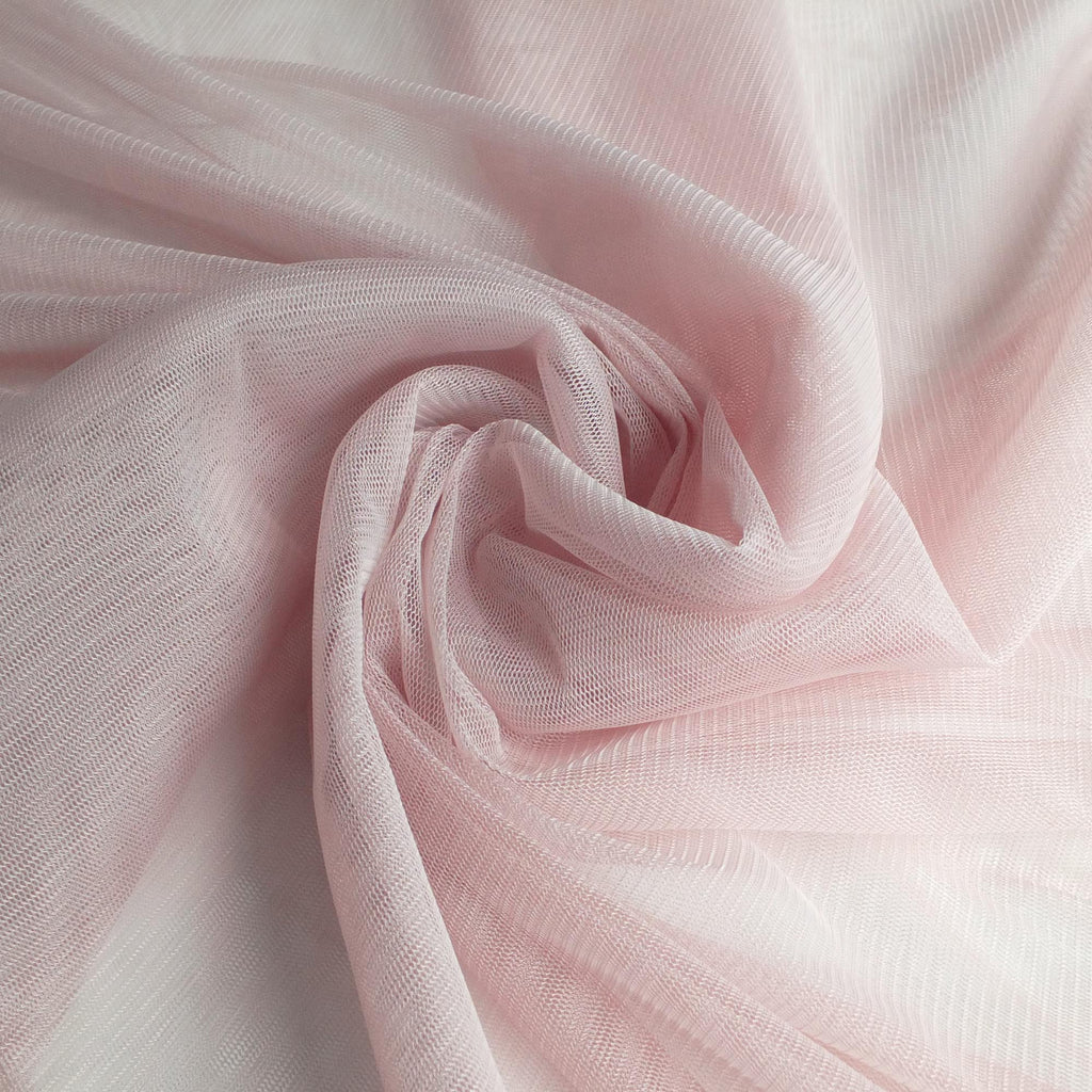 Soft Tulle Fabric 150cm Wide - Dusky Pink