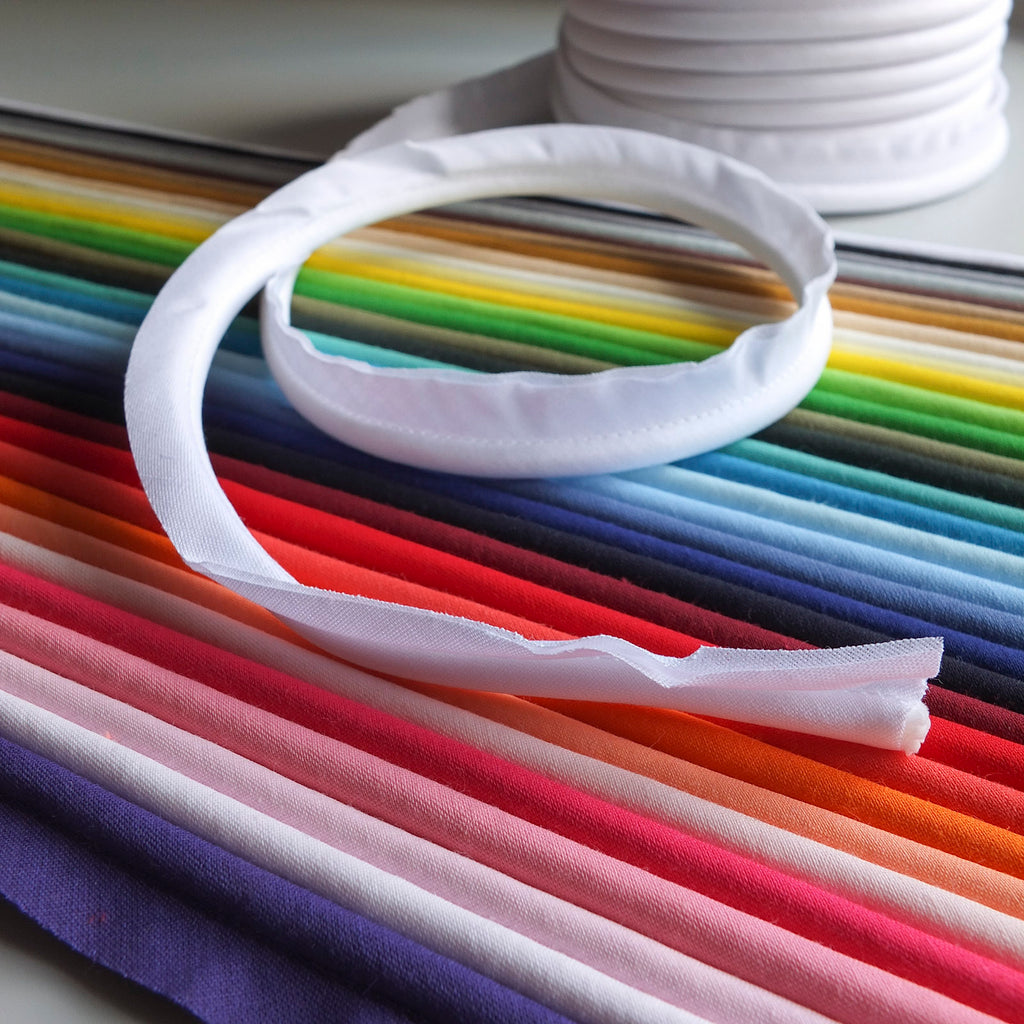 7mm Insert Piping Cord - 34 colours