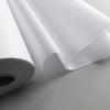 Medium weight Soft Handle fusible iron on interfacing - White