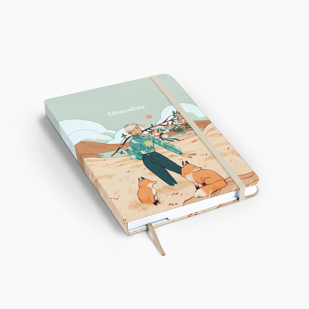 Autumn Foxes 2021 Planner