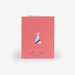 Birthday Summit Greeting Card