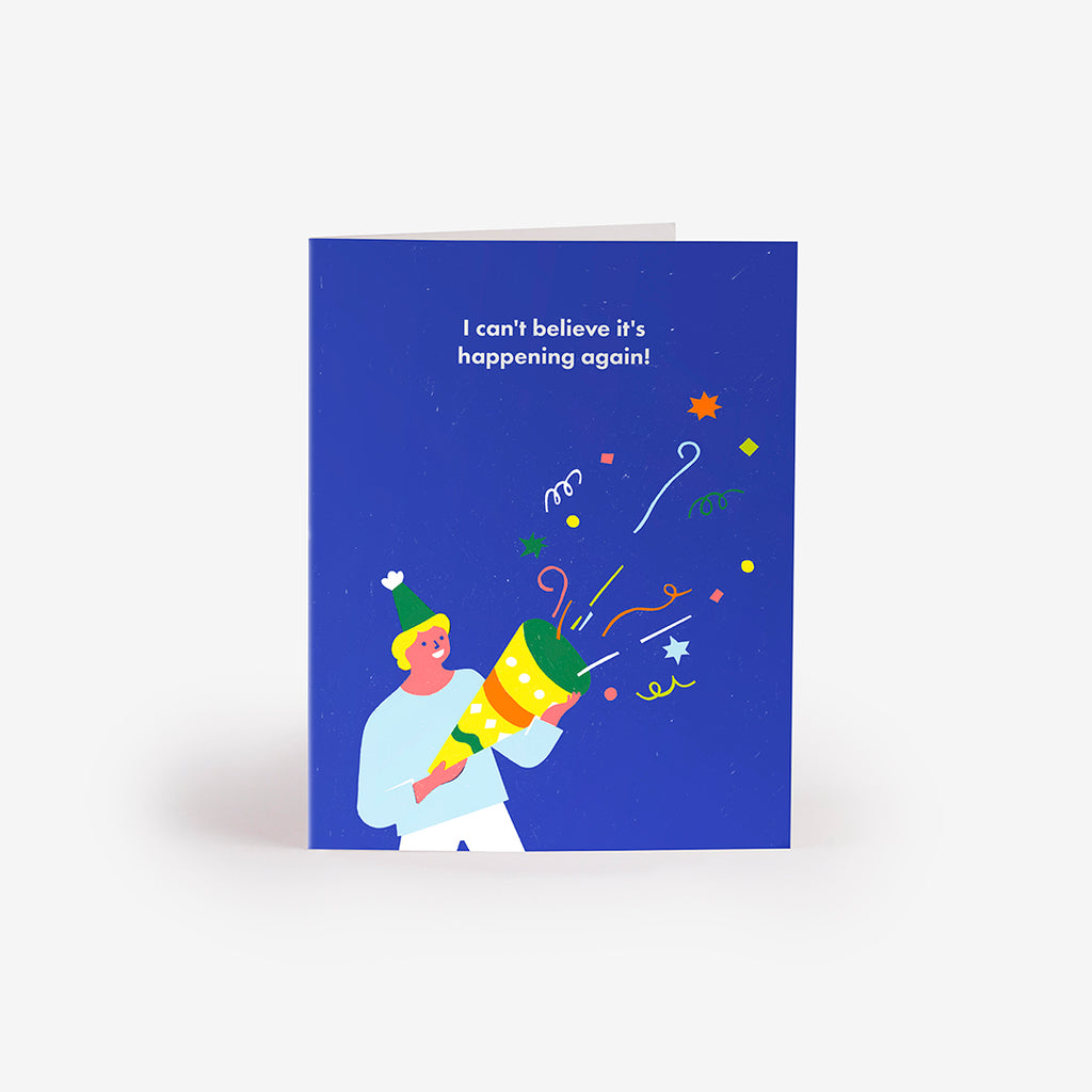 Confetti Pop Greeting Card