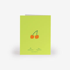 Fruity Victory Greeting Card