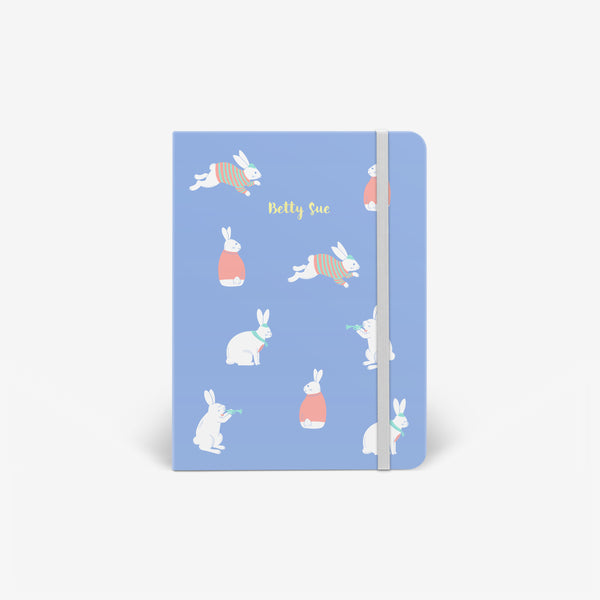 Bunny Blue 2021 Planner