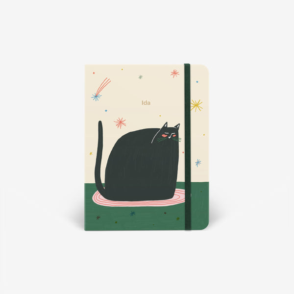 Cat Nap Threadbound Notebook