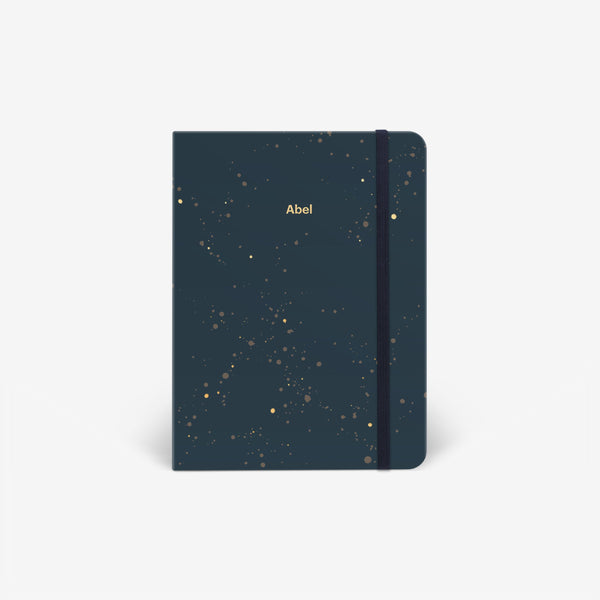 City Lights Threadbound Notebook