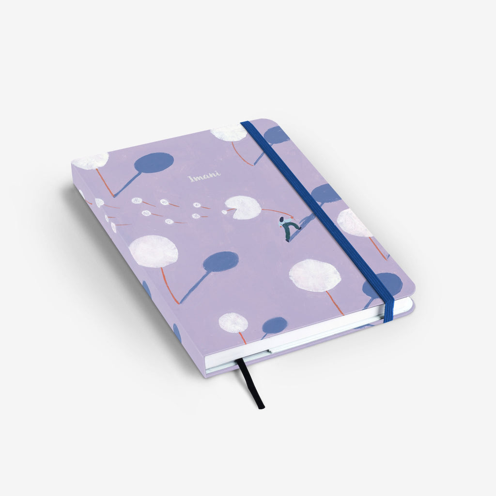 Dandelion Threadbound Notebook
