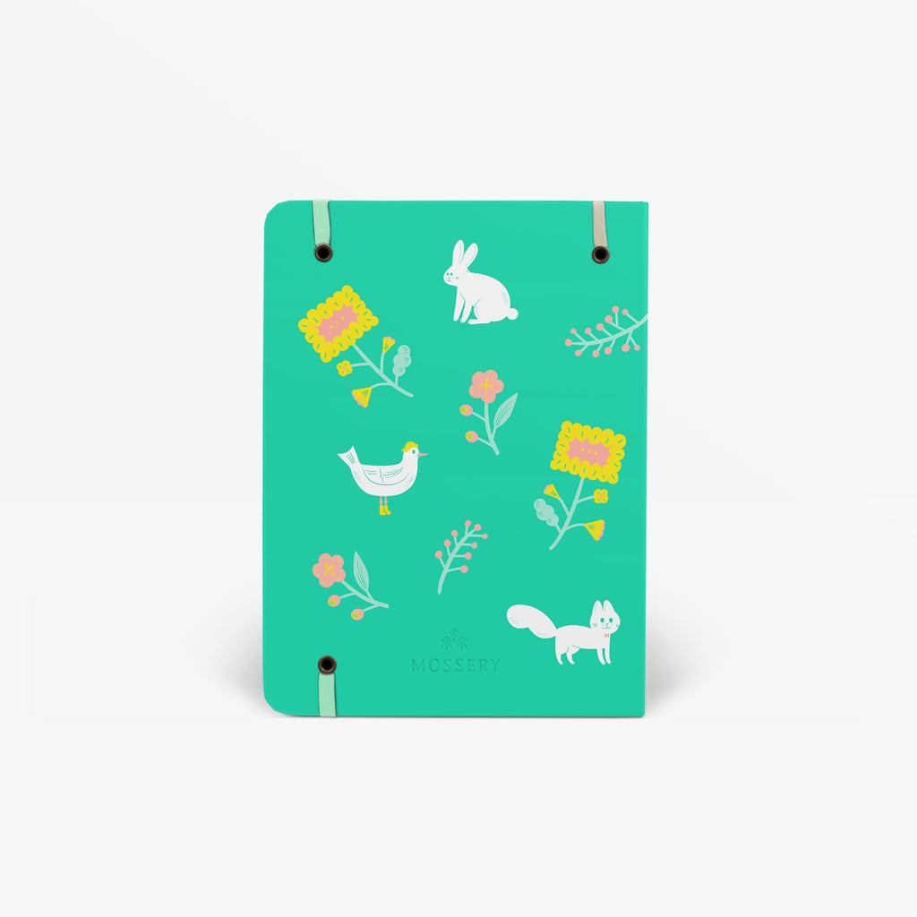 Garden Green Twinbook