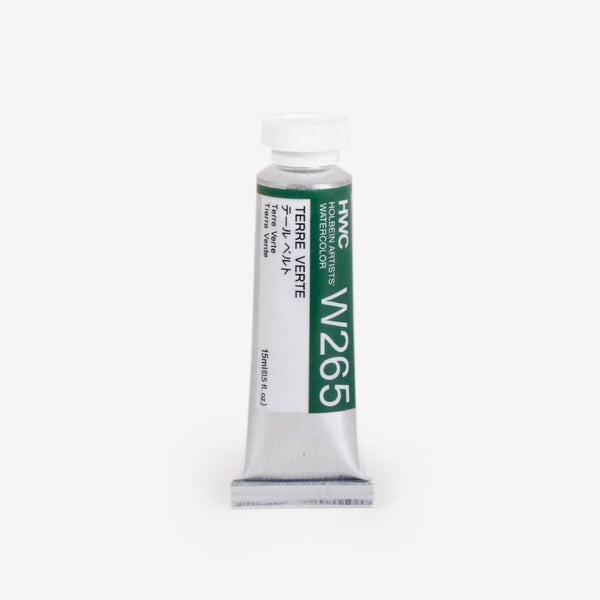 Holbein Artist's Watercolors 15ml Tube - Terre Verte