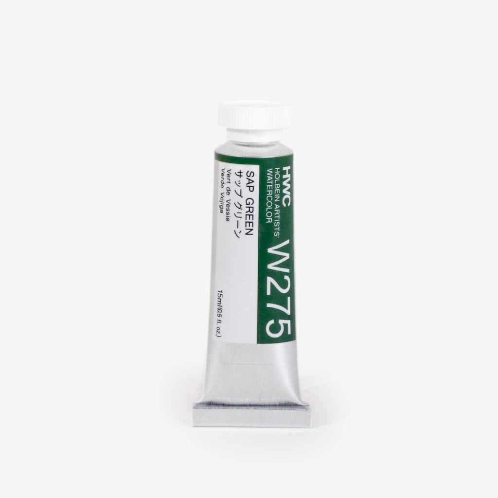Holbein Artist's Watercolors 15ml Tube - Sap Green