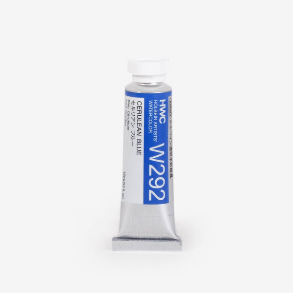 Holbein Artist's Watercolors 15ml Tube - Cerulean Blue