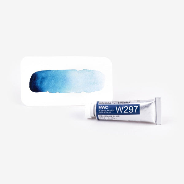 Holbein Artist's Watercolors 15ml Tube - Prussian Blue