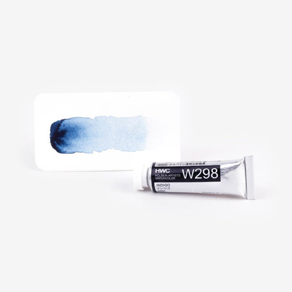 Holbein Artist's Watercolors 15ml Tube - Indigo